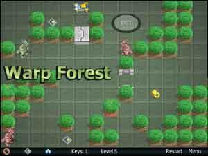 Warp Forest