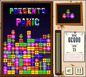 Presents Panic